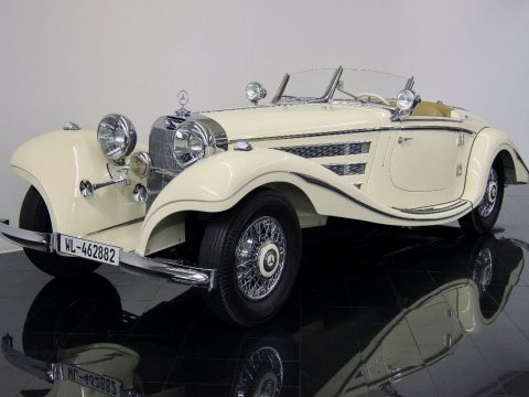 GREAT 1935 Mercedes Benz 500 Series Special for sale