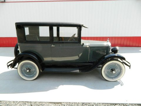 1927 Chevrolet Saloon Tudor Saloon Restored for sale