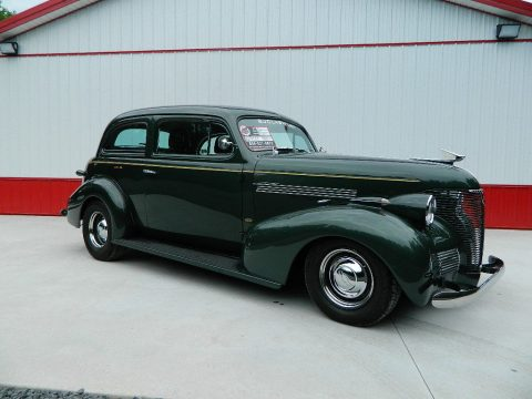 GREAT 1939 Chevrolet Master Deluxe Hot Rod AC for sale