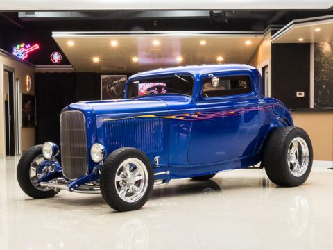 BEAUTIFUL 1932 Ford 3 Window Coupe Street Rod for sale