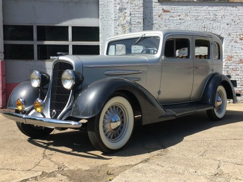 EXTREMELY RARE 1933 Oldsmobile F33 for sale
