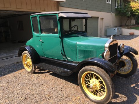 GREAT 1927 Ford Model T for sale