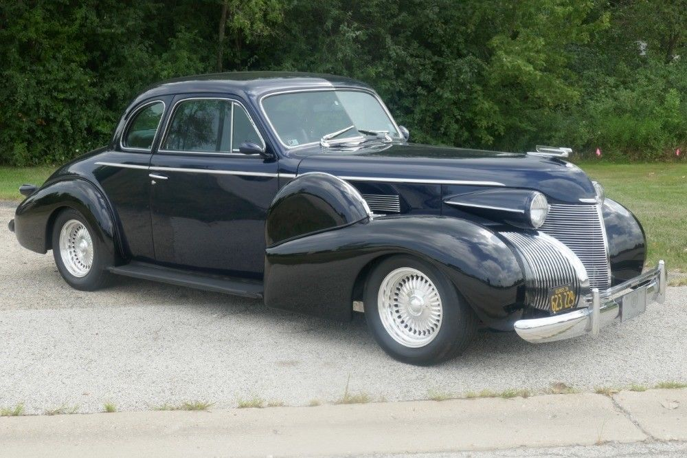 NICE 1939 Cadillac Coupe