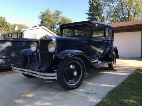 1930 Chevrolet Series AD 2 door sedan for sale