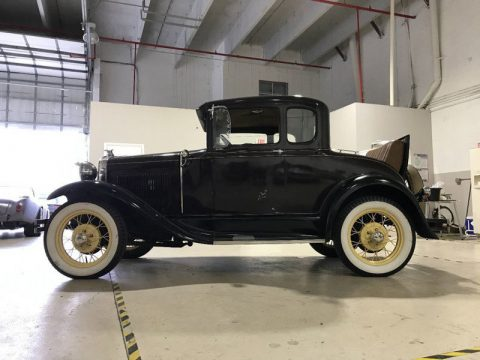 1930 Ford Model A with Rumble Seat for sale