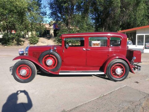 1931 Buick 91 Model 4 Door for sale