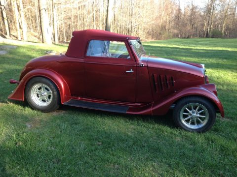 1933 Willys Model 77 Roadster for sale